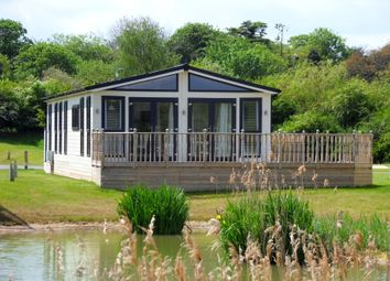 Thumbnail 3 bedroom lodge for sale in Carnoustie Court, Kirkgate, Tydd St Giles, Wisbech, Cambridgeshire