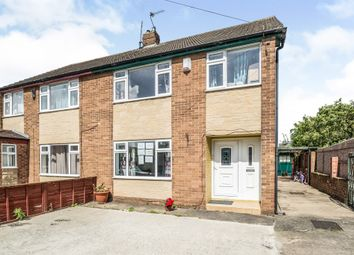 Thumbnail 3 bed semi-detached house for sale in Balmoral Drive, Middlesbrough