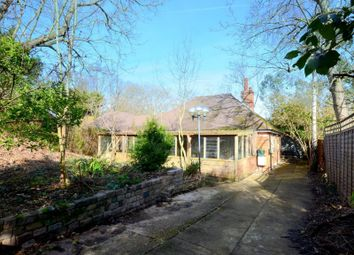Thumbnail 3 bed detached bungalow for sale in Parkside Close, East Horsley