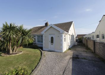 Thumbnail 2 bed semi-detached bungalow for sale in Merlin Crescent, Cefn Glas