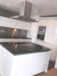 Thumbnail 3 bed flat to rent in New Providence Wharf, 1 Fairmont Avenue, Blackwall, Canary Wharf, London