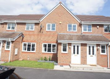 Thumbnail 3 bed town house for sale in Deal Close, Warrington