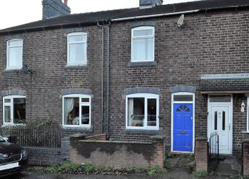 Thumbnail 3 bed terraced house for sale in Wharf Terrace, Madeley Heath, Crewe