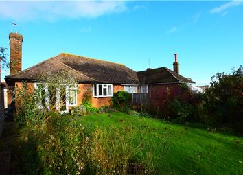 Thumbnail 3 bedroom semi-detached bungalow for sale in Grange Court Drive, Bexhill, East Sussex