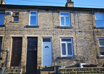 Thumbnail 3 bed terraced house for sale in Shaftesbury Avenue, Shipley