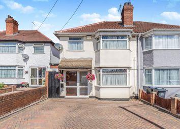 Thumbnail Semi-detached house for sale in Clay Lane, Yardley, Birmingham