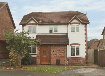 Thumbnail 3 bed detached house for sale in Strathmore Road, Arnold, Nottingham