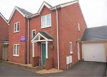 Thumbnail 4 bed detached house for sale in Croespenmaen, Crumlin