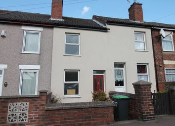 Thumbnail 2 bed terraced house to rent in Sutton Road, Huthwaite, Sutton-In-Ashfield