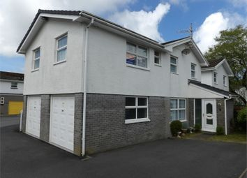 Thumbnail 5 bed link-detached house for sale in Maes Yr Efail, Penrhyncoch, Aberystwyth, Ceredigion