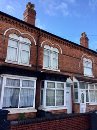 Thumbnail 3 bedroom terraced house for sale in The Broadway, Handsworth, Birmingham