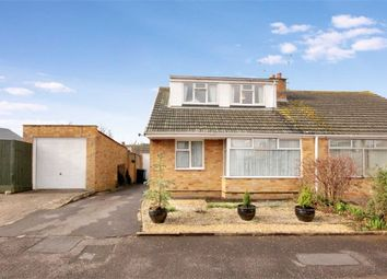 Thumbnail 3 bed semi-detached bungalow for sale in Halifax Close, Wroughton, Swindon