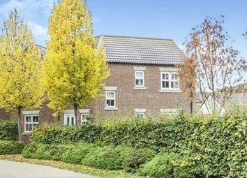 Thumbnail 4 bed detached house for sale in Ravens View, Witham St Hughs