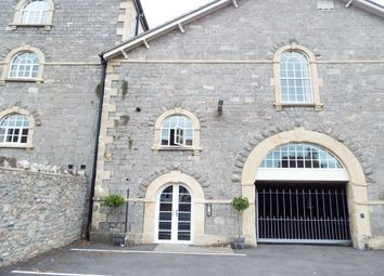 Thumbnail 2 bed maisonette to rent in Manor Place, High Street, Oakhill, Radstock