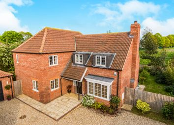 Thumbnail 4 bed detached house for sale in Nightingale Mews, Lincoln