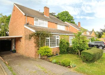 Thumbnail 3 bed semi-detached house for sale in New Meadow, Ascot, Berkshire
