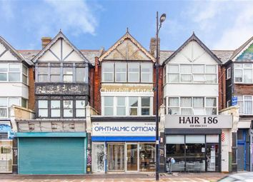 Thumbnail 1 bed flat for sale in The Roses, High Road, Woodford Green