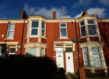 Thumbnail 3 bed flat for sale in Rothbury Terrace, Heaton, Newcastle Upon Tyne