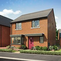Thumbnail 3 bedroom detached house for sale in York Road, Priorslee, Telford