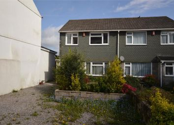 Thumbnail 3 bed semi-detached house to rent in Underwood Road, Plymouth, Devon