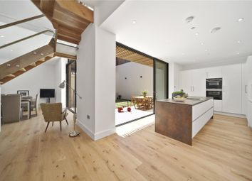 Thumbnail 4 bed detached house for sale in Grafton House, Brodrick Road, London