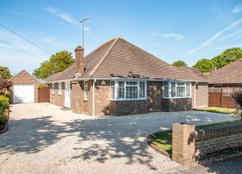 Thumbnail 3 bed detached bungalow for sale in Old Manor Road, Rustington, Littlehampton