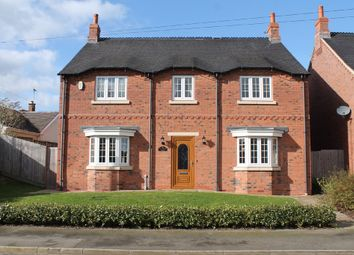Thumbnail 4 bed detached house to rent in Old Forge Road, Fenny Drayton, Nuneaton