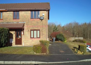 Thumbnail 3 bed property to rent in Willow Close, Ebbw Vale