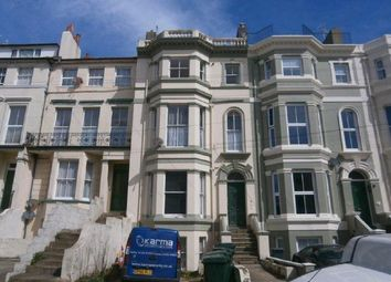 Thumbnail 3 bed maisonette to rent in West Hill Road, St. Leonards-On-Sea