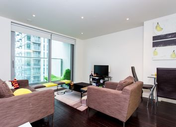 Thumbnail 1 bedroom flat to rent in Pan Peninsula Square, West Tower, Canary Wharf