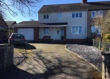 Thumbnail 3 bed semi-detached house for sale in Maes Yr Yrfa, Sarom, Denbigh, Denbighshire