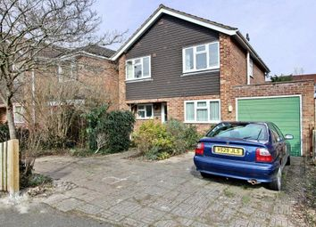 Thumbnail 4 bed detached house for sale in Sheldons Road, Hook