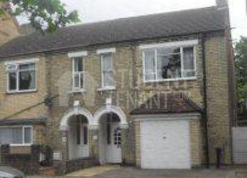 Thumbnail 5 bedroom shared accommodation to rent in Warwick Avenue, Bedford
