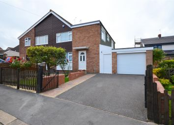 Thumbnail 4 bed semi-detached house for sale in Holsom Close, Stockwood, Bristol