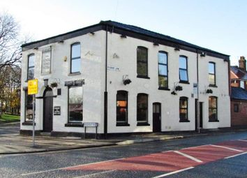 Thumbnail Pub/bar for sale in 2 Mossfield Road, Bolton