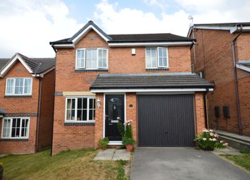 Thumbnail 4 bed detached house for sale in All Saints Close, Clayton West, Huddersfield