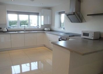 Thumbnail 4 bed detached house to rent in High Street, Bangor