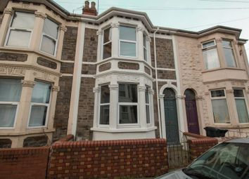 Thumbnail 2 bedroom terraced house for sale in Milton Park, Redfield, Bristol