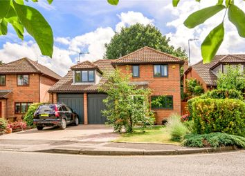 Thumbnail 5 bed detached house for sale in Vandyke Close, Redhill, Surrey