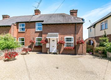 Thumbnail 2 bedroom semi-detached house for sale in Crown Street, Dedham, Colchester