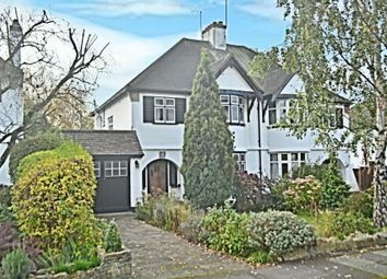 Thumbnail 3 bed semi-detached house for sale in Kingsway, Petts Wood