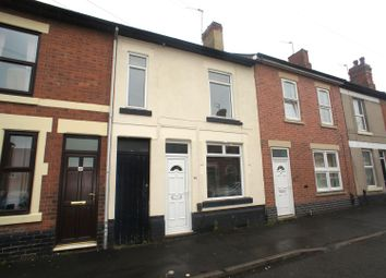 Thumbnail 2 bed terraced house to rent in Stanley Street, Derby