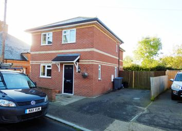 Thumbnail 3 bed detached house for sale in Buller Road, Leiston, Suffolk