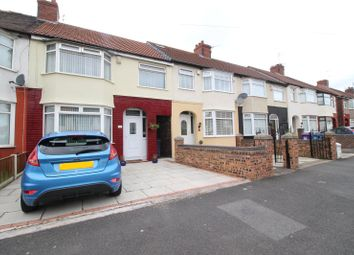 Thumbnail 3 bed terraced house for sale in Renville Road, Liverpool, Merseyside