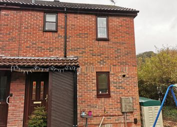 Thumbnail 2 bed end terrace house to rent in Sweetbriar Gardens, Waterlooville