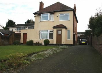 Thumbnail 3 bed detached house for sale in Moor Lane, Fazakerley, Liverpool
