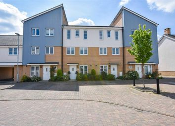 Thumbnail 4 bed town house for sale in Kensington Road, Colchester, Essex