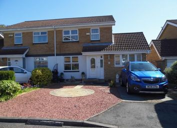 Thumbnail 3 bed semi-detached house for sale in Croftside, Etherley Moor, Bishop Auckland