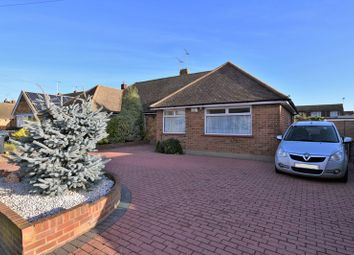 Thumbnail 2 bedroom bungalow for sale in Waterford Road, Shoeburyness, Southend-On-Sea