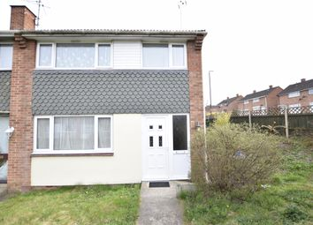 Thumbnail 3 bed end terrace house to rent in Chavenege, Kingswood